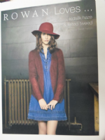 Rowan Loves.... using kidsilk haze and felted tweed